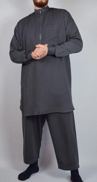 Salwar Kameez Grau