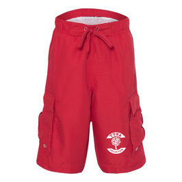 Tuba Swim Hose Red