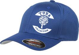 Tuba Flexfit Wooly Combed Blau