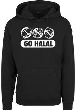 Go Halal Hoodie