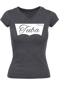 Tuba Women Jannah Under Mothers Feet T-Shirt
