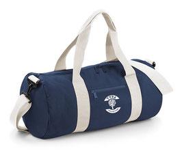 Tuba Reise Tasche Blau Beige