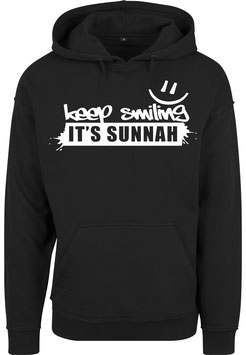 Keep Smiling its Sunnah Hoodie