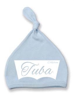 Tuba Design Kinder Mütze