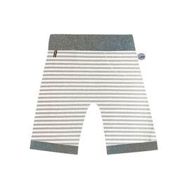 short sun grey stripe
