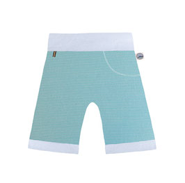 short sun blue stripe