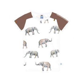 shirt olifant taupe