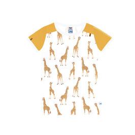shirt giraffen oker