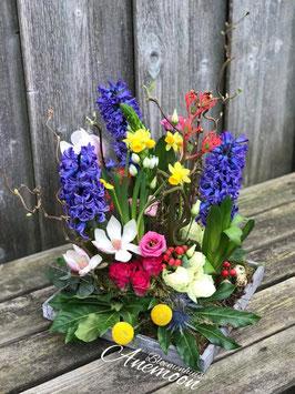 Voorjaarsstuk kleurrijk