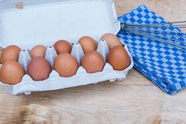 10 Schweizer Eier