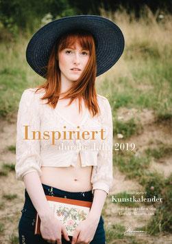 """Inspiriert"" - Kunstkalender 2019"