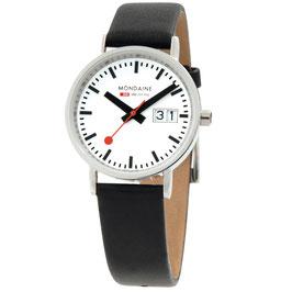 Mondaine SBB Uhrenband schwarz