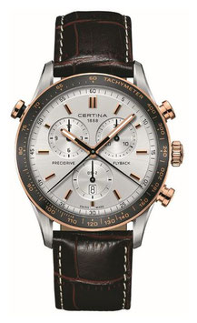 Certina Herrenuhr DS-2 Chrono Flyback C024.618.26.031.00