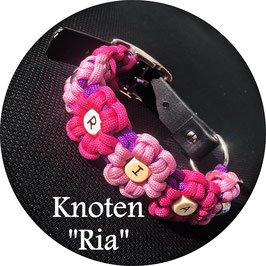 "Cord Halsband - Knoten ""Ria"""