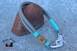 "Tau-Halsband ""Baby Blue"" - HU 40-42 cm"