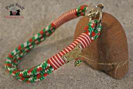 """Tau-Halsband """"Radish"""" - HU 41-43 cm"""
