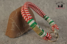 "Tau-Halsband ""Red Shock"" - HU 33-35 cm"