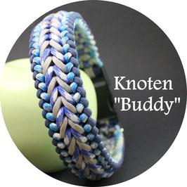 """Cord Halsband - Knoten """"Buddy"""""""