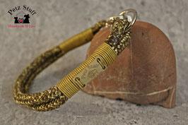 "Tau-Halsband ""Rusty Gold"" - HU 36-38 cm"