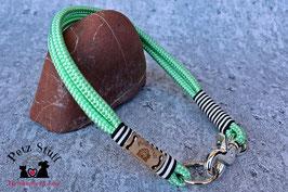 "Tau-Halsband ""Mint Sugar"" - HU 43-45 cm"