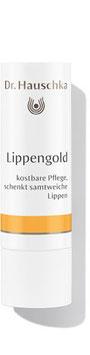 Dr. Hauschka Lippengold 4,9g