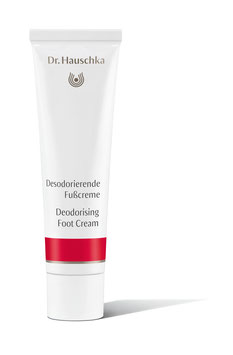 Dr. Hauschka Desodorierende Fußcreme 30ml