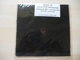 MAGIC 23 (Langnoppe) rot OX / schwarz OX - nur wenige Exemplare vorhanden!