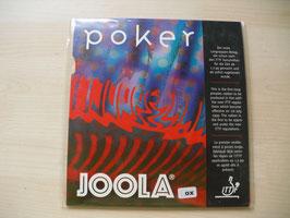 JOOLA Poker (uralte Langnoppe) rot OX / schwarz OX - nur noch wenige Exemplare!