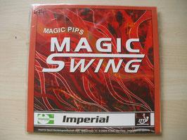 IMPERIAL Magic Swing (uralte Glattnoppe) rot 1,0 mm / schwarz 1,0 mm - nur noch wenige Exemplare vorhanden!