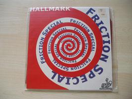 HALLMARK Friction Special (uralte Glattnoppe) schwarz OX - nur noch 3 x vorhanden!