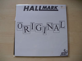 HALLMARK Original (uralte Glattnoppe) rot 0,5 mm / schwarz OX / schwarz 0,5 mm - nur noch wenige Exemplare vorhanden!