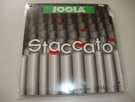 JOOLA Staccato (Kurznoppe) rot 2,0 mm / schwarz 2,0 mm - die letzten Exemplare!
