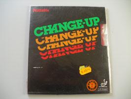 NITTAKU Change-Up (uralte Antitop)  rot / schwarz in verschiedenen Schwammstärken - nur noch wenige Exemplare vorhanden!
