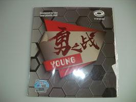 MILKY WAY / YINHE Young (spezialbehandelt) rot / schwarz OX - nur Einzelstücke!