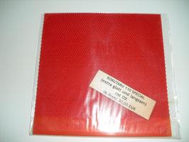 KOKUTAKU 110 (spezialbehandelt) rot OX / rot 1,5 mm - nur jeweils 1 x vorhanden!