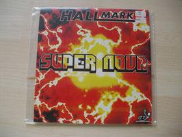 HALLMARK Supernova (uralte Glattnoppe) rot OX / schwarz OX - noch noch wenige Exemplare vorhanden!