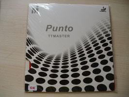 TT-MASTER Punto (uralte Glattnoppe) rot OX - nur noch wenige Exemplare vorhanden!