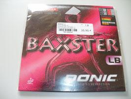 DONIC Baxster LB (Kurznoppe) rot 2,0 mm / schwarz 1,8 mm / schwarz 2,0 mm - Einzelstücke!