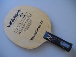 BUTTERFLY BalsaCarbo X5 OFF (anatomisch) - 2 x vorhanden!