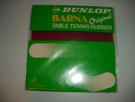 DUNLOP Barna Original (uralter Noppengummi) - nur noch wenige Stücke vorhanden!