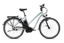 """FLYER 28"""" E-Bike T8.1 gebaut 2018"""