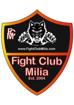 Fight Club Milia, Aufnäher: