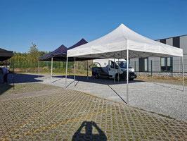 5 x 5 m alu 50mm hexagonale 300 gr/m²