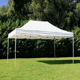 3 x 4.5 m alu 40 hexagonale 300 gr/m²