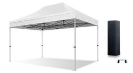 2 x 3 m structure alu 40 mm