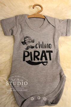 Body Grau - chline pirat