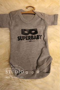 Body Grau - Superbaby