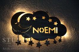 LED Nachtlicht Wolke