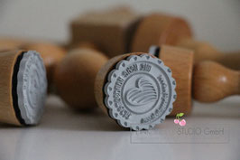 Made with Love Stempel