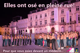 Octobre Rose: le projet secret... Mairie